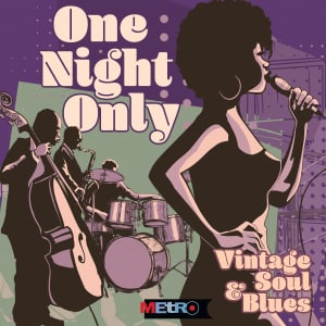 One Night Only - Vintage Soul & Blues