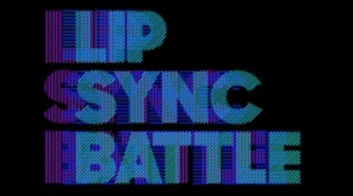 """Jealous"" featured on Lip Sync Battle"