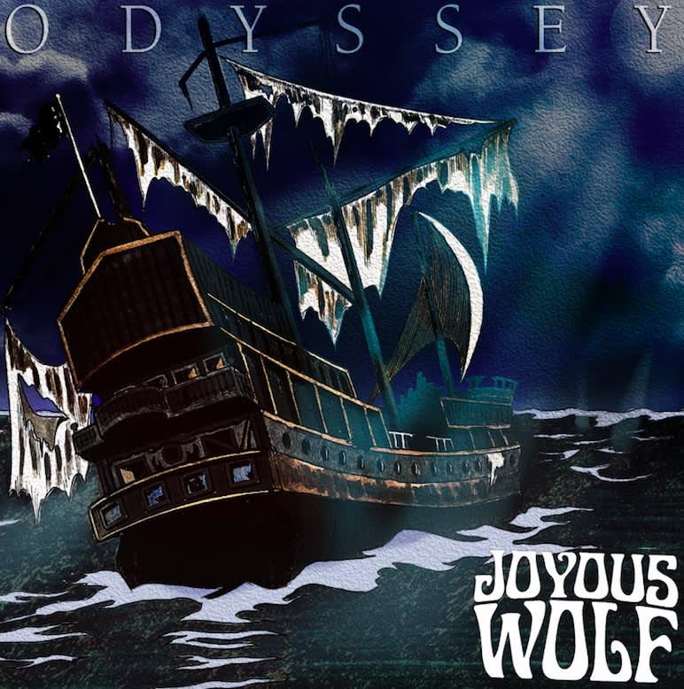 """Joyous Wolf release new single """"Odyssey"""""""