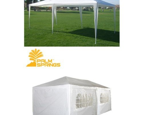 10x20 White Party Tent