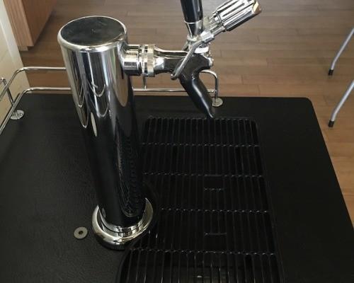 Draft Beer Kegerator
