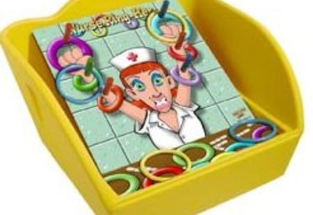 Nurse Ringer Carnival Game
