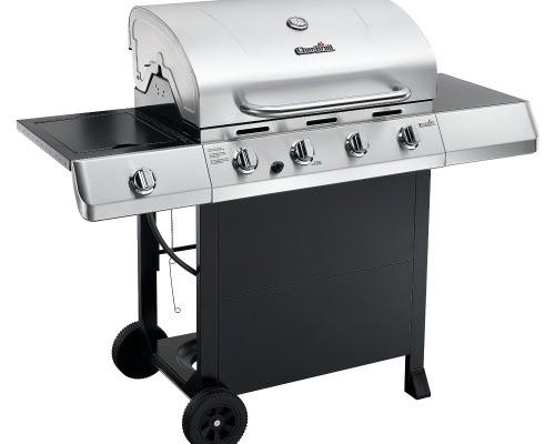 Classic 4-Burner Gas Grill
