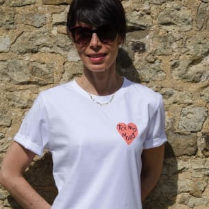 T-shirt - Woman - Toi Moi Nous - 100% Organic Cotton