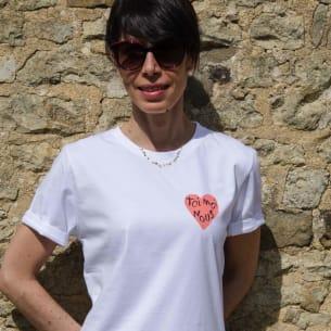 T-shirt - Femme - Toi Moi Nous - 100% Coton Bio