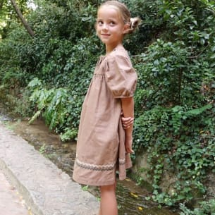 Organic Cotton Summer Dress