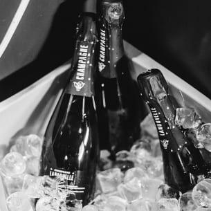 3 Bouteilles de Champagne Brut Affriolant - PS