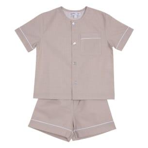 Pyjama Garçon Theodore 100% Coton Bio 1A à 6A