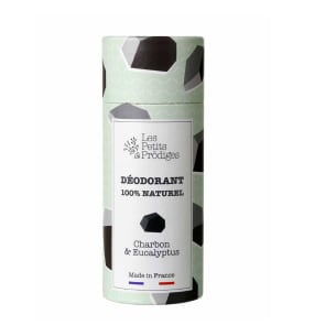 Charcoal & Eucalyptus natural deodorant vegan