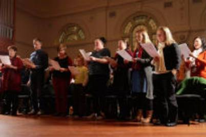 Reconciliation choir