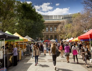 University of Melbourne Farmers Market