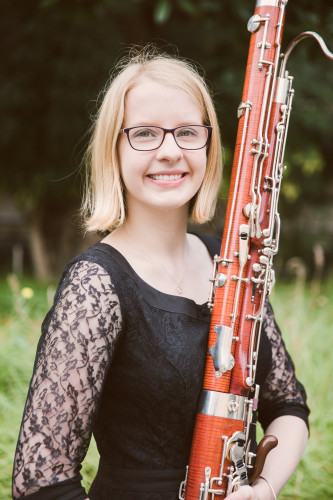 Emma Morrison Concert for Bassoon