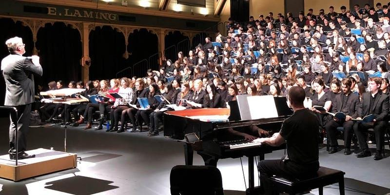 Conservatorium Choir: Concert 2