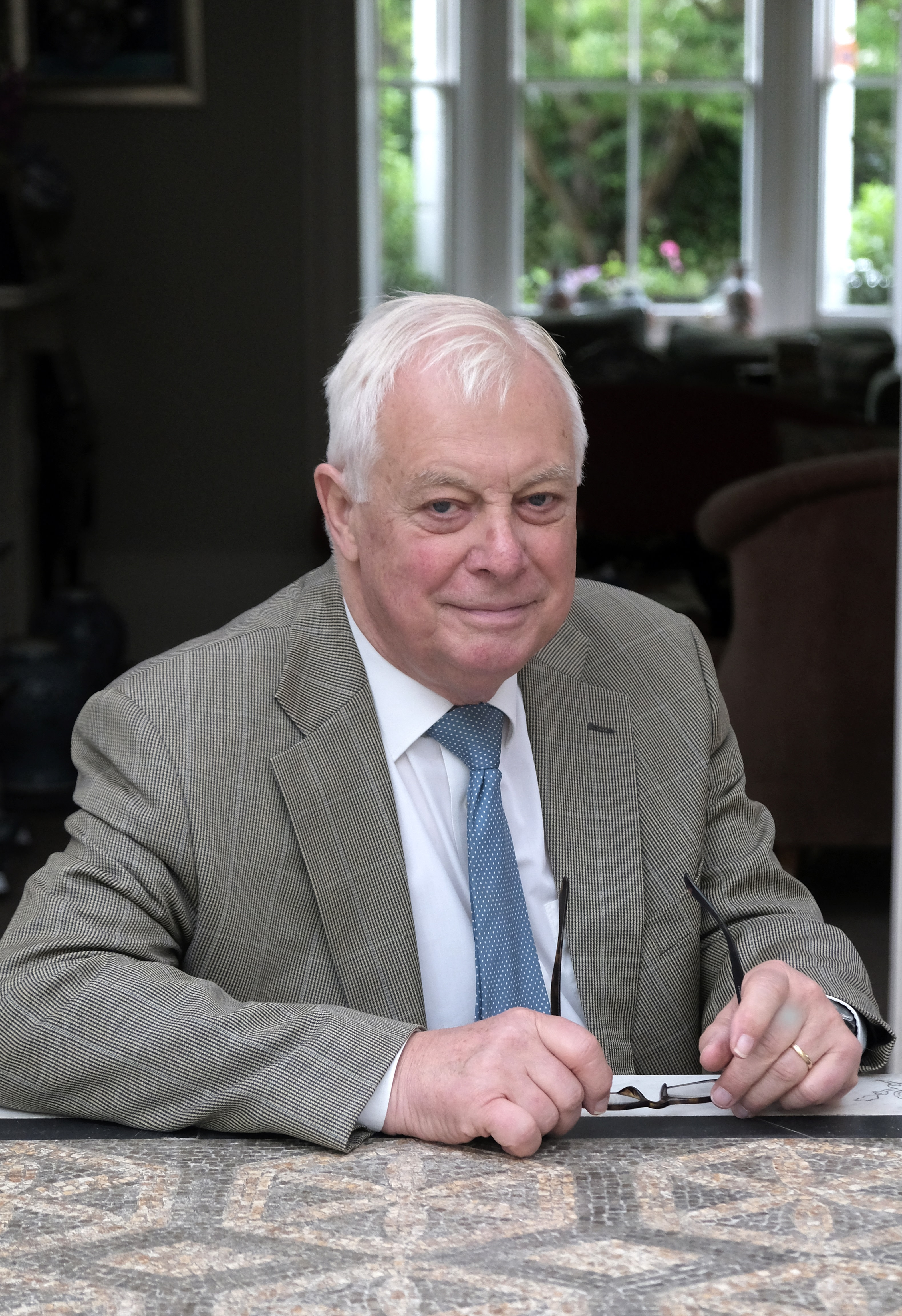 The Right Honourable Christopher Patten