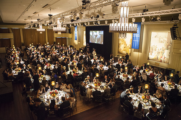 Melbourne Law School 160th Anniversary Gala Dinner