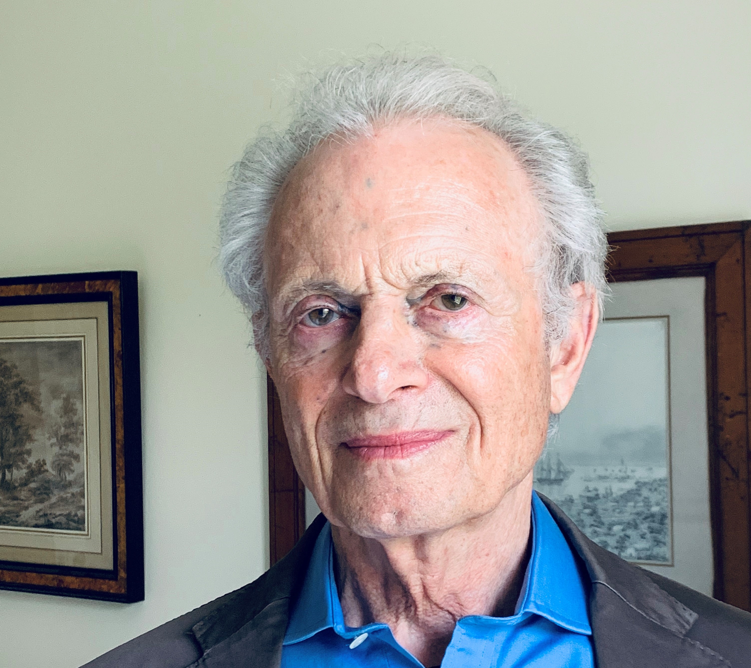 Professor Emeritus Adrian Zuckerman