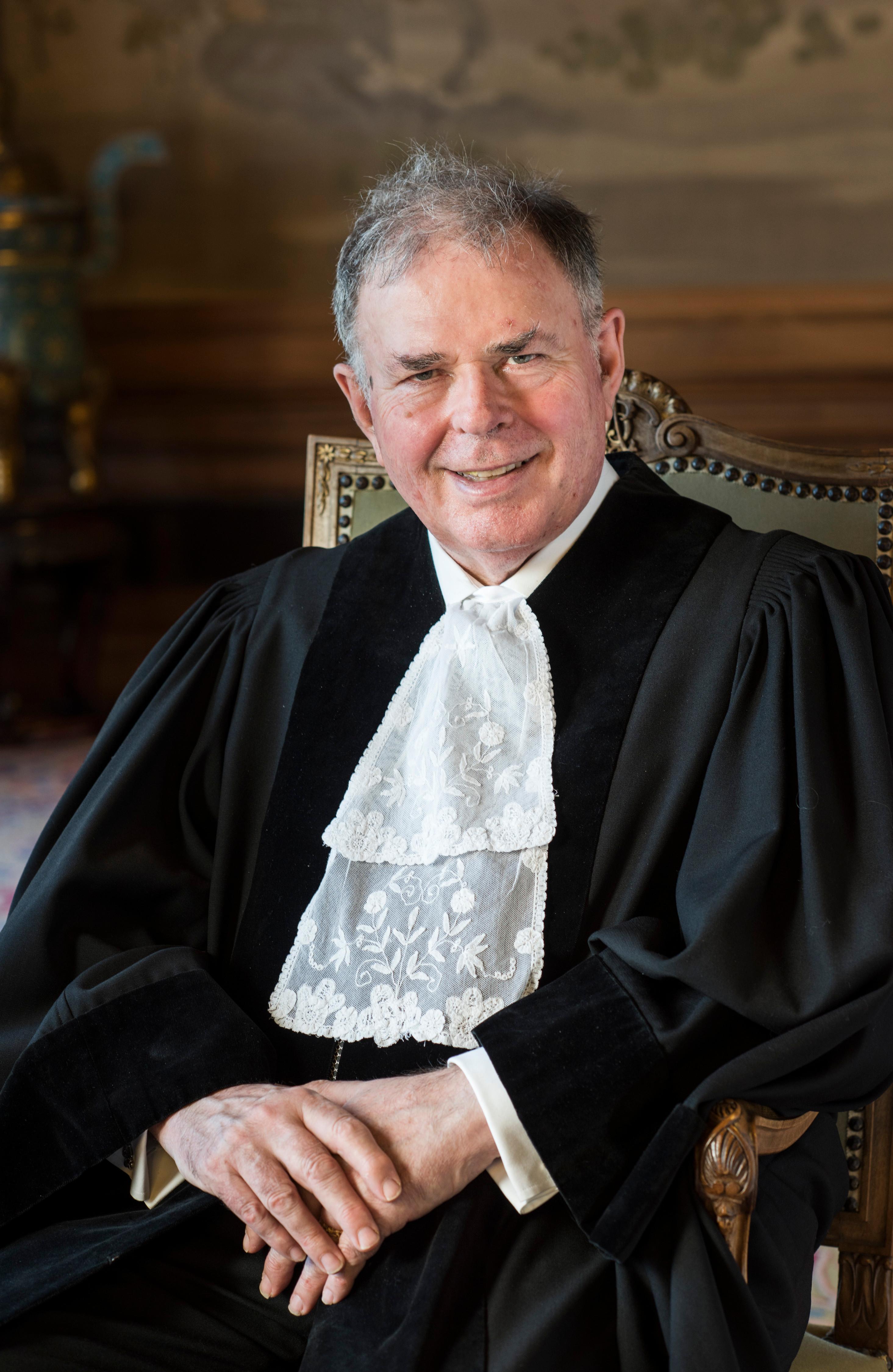 Judge James  Crawford