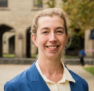 Associate Professor Vanessa Teague