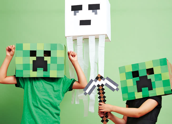 What are kids getting out of playing Minecraft? | Pursuit by