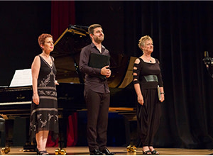 Melbourne International Festival of Lieder and Art Song: Songmakers Australia Lunchtime Concert