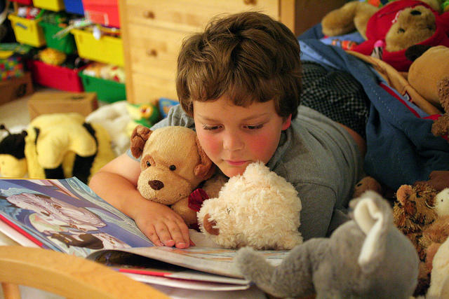 why toddlers need to read