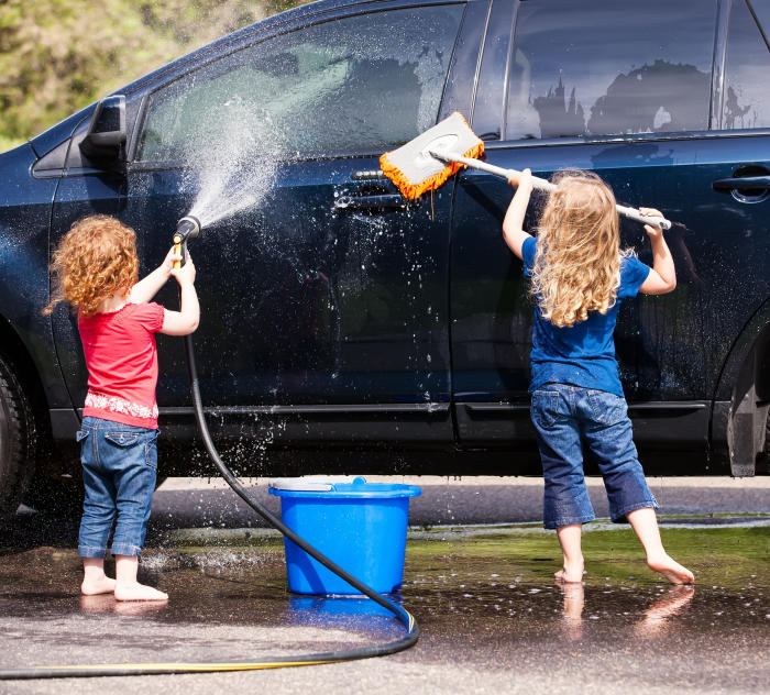The survey will ask children how they really feel about household chores. Picture: iStock