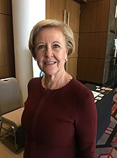 Professor Emeritus Gillian Triggs