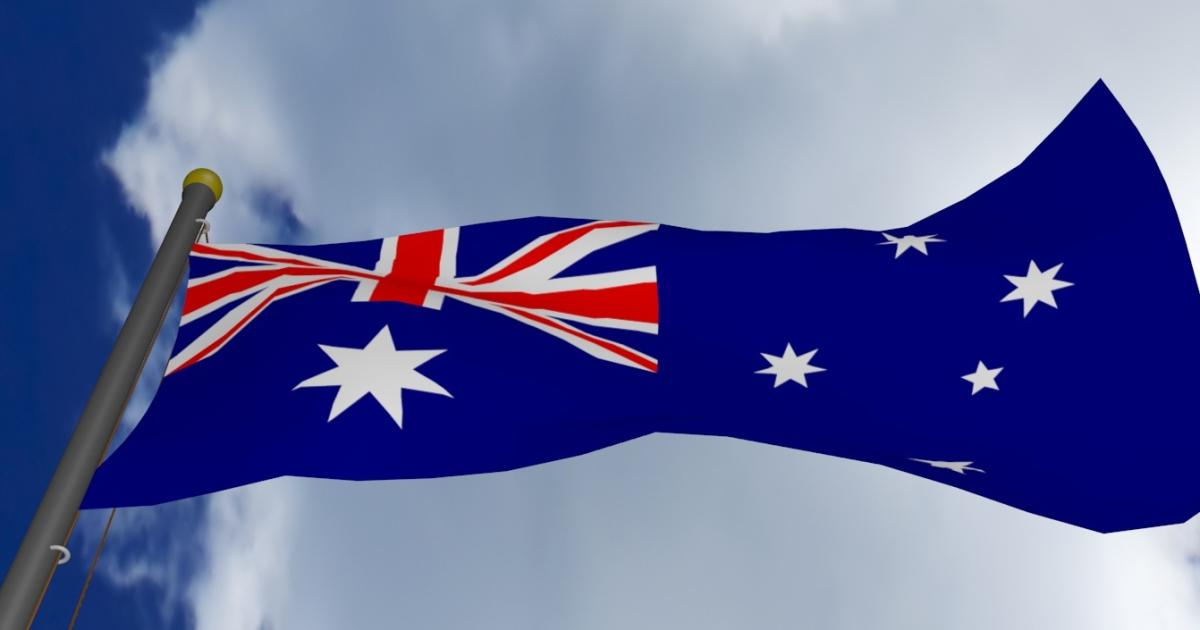 australian flag country digest choice image