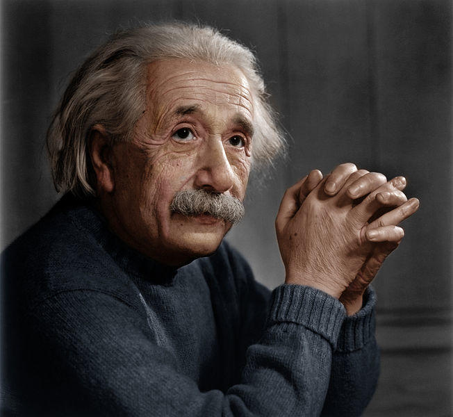 A hundred years after he theorised the existence of gravitational waves Albert Einstein has been proven categorically right.