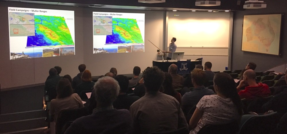 The 30th Victorian Universities Earth & Environmental Science Conference (VUEESC)