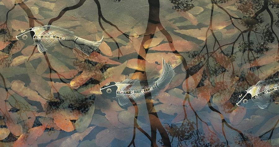 Lin Onus: Eternal Landscape