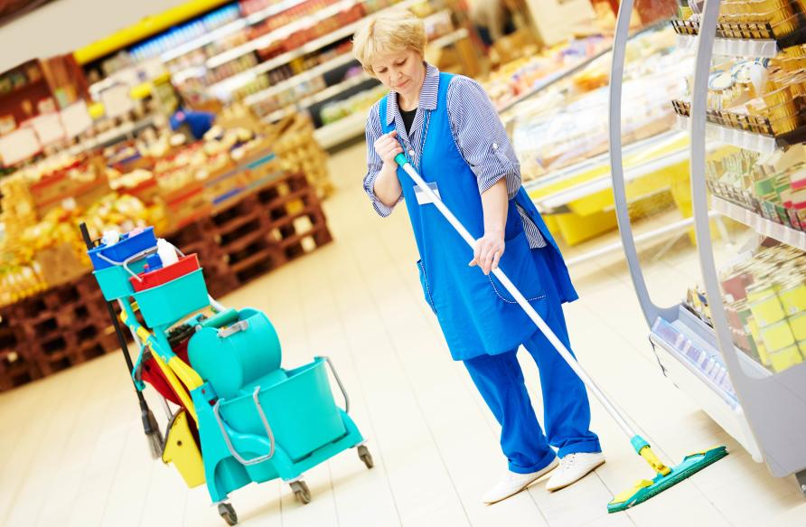 Tackling underpayment in cleaning supply chains | Pursuit by The