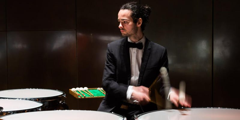 Percussive Perspectives: The Conservatorium Percussion Ensemble in Concert