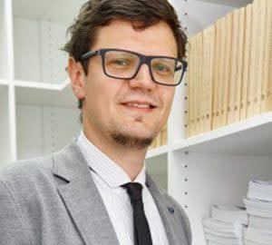 Professor Aleksandar Marsavelski
