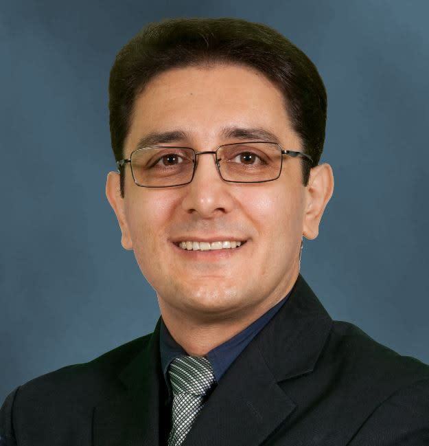 Dr Ali Eshragh