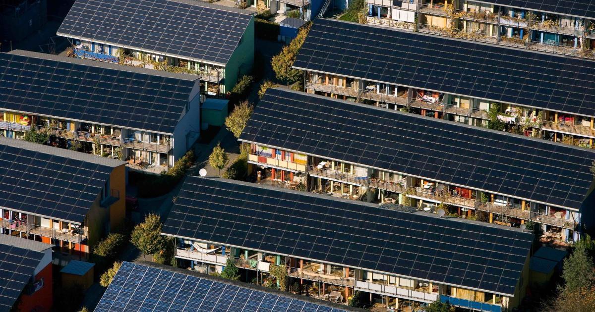Germany Solar Power >> Think twice before going 'off the grid' | Pursuit by The ...