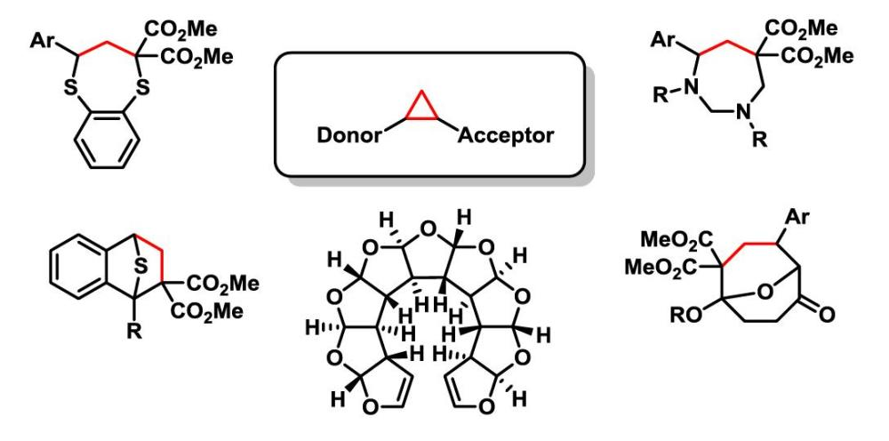 Donor-Acceptor Cyclopropanes