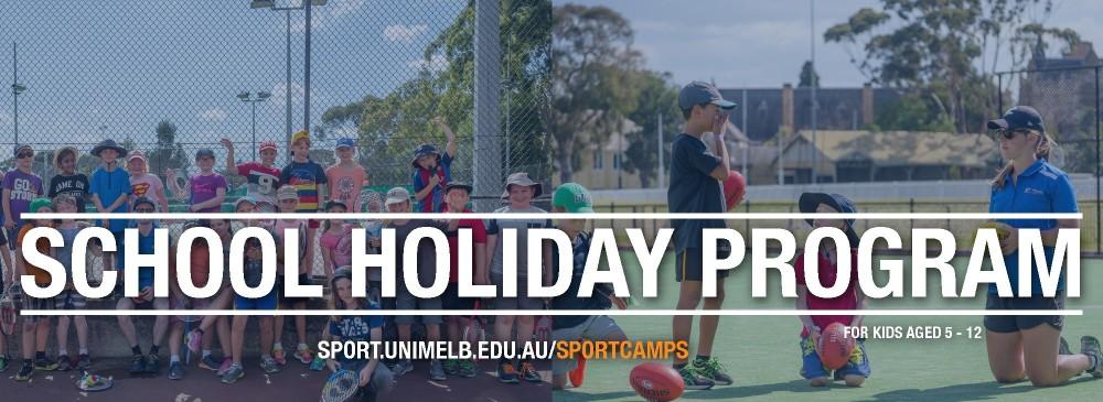 Melbourne University Sport Holiday Program
