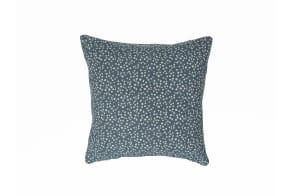 Wild Spots Denim Cushion