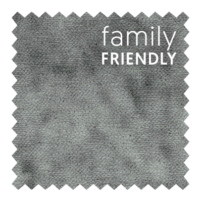 Family Friendly Plush Chenille
