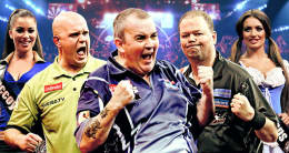 2x VIP Tickets to Betway Premier League Darts!
