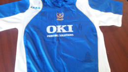 2006/7 Replica home signed jersey