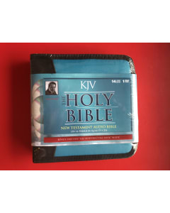KJV New Testament Audio Bible - Alexander Scourby