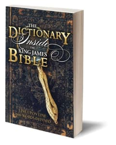 The Dictionary Inside the King James Bible - Gail A. Riplinger