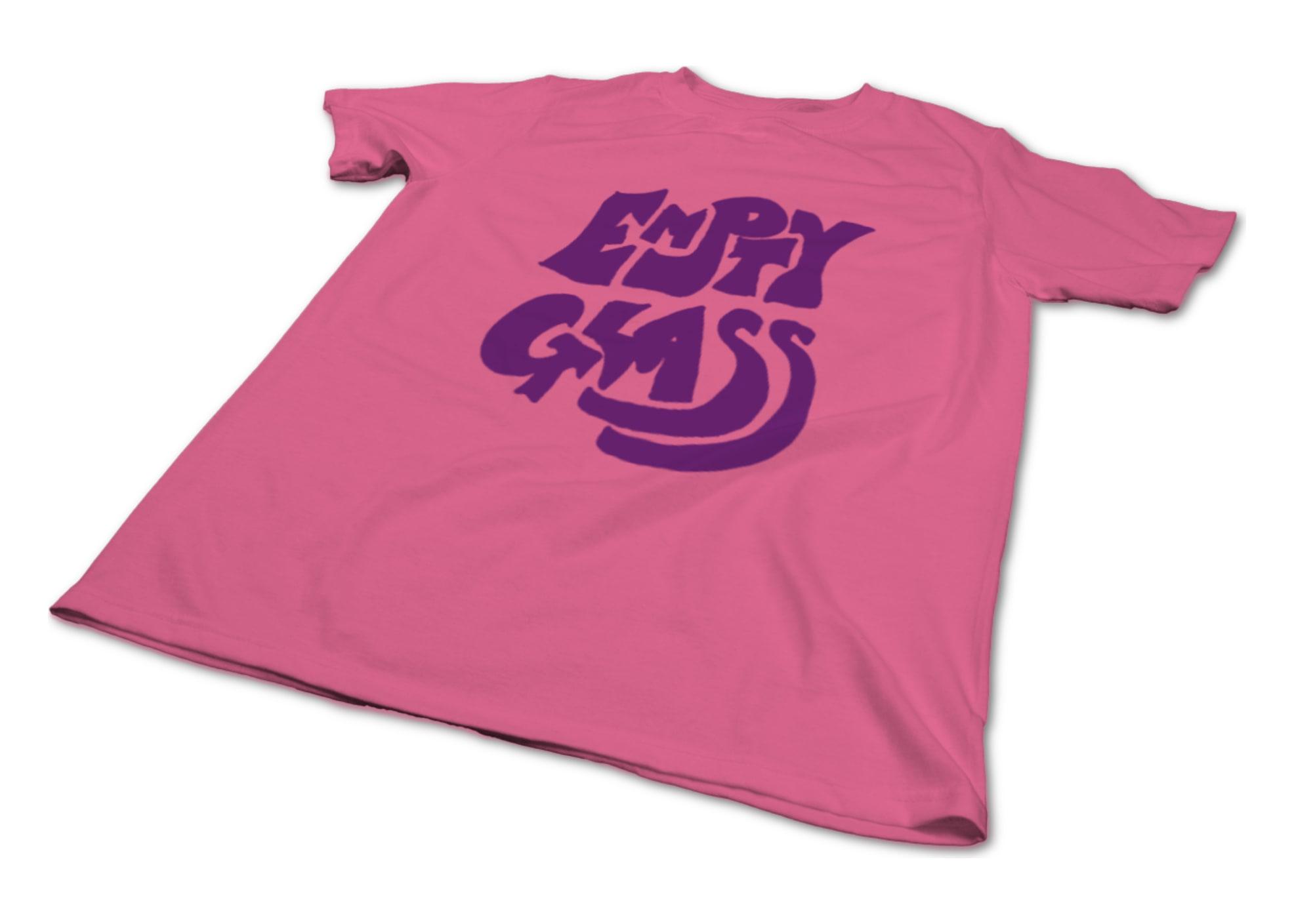 Empty glass empty glass   pink purple 1473032541