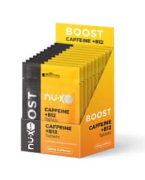 Product Nu-X Caffeine/B12 Chewable Tablets Boost - Carton