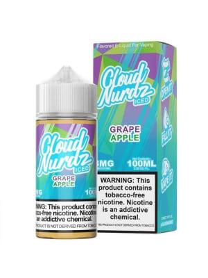 Cloud Nurdz TFN Grape Apple Iced