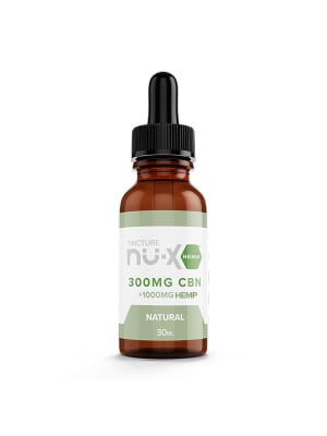 Natural CBN Tincture by Nu-X