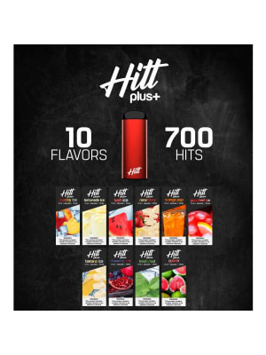 HITT PLUS Disposable - 1 Pack