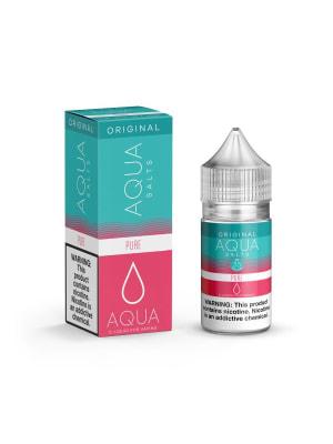 Aqua Salts Pure Synthetic Nicotine